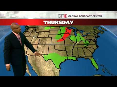 HD Decor Images » Today s National Weather Forecast   YouTube Today s National Weather Forecast