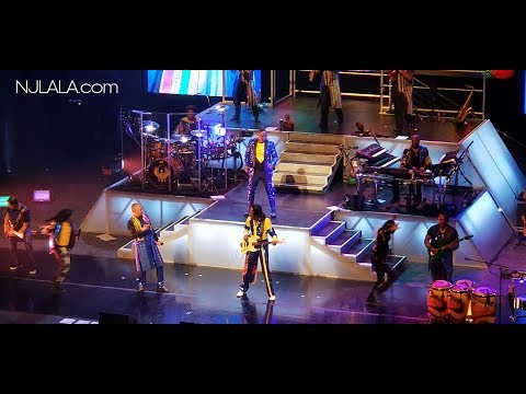 Earth, Wind & Fire in concert at NJPAC