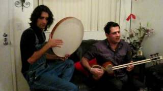 Ali Mayani Ali babai - Tar & Daf(to my good friends,kamran and babak bandi)