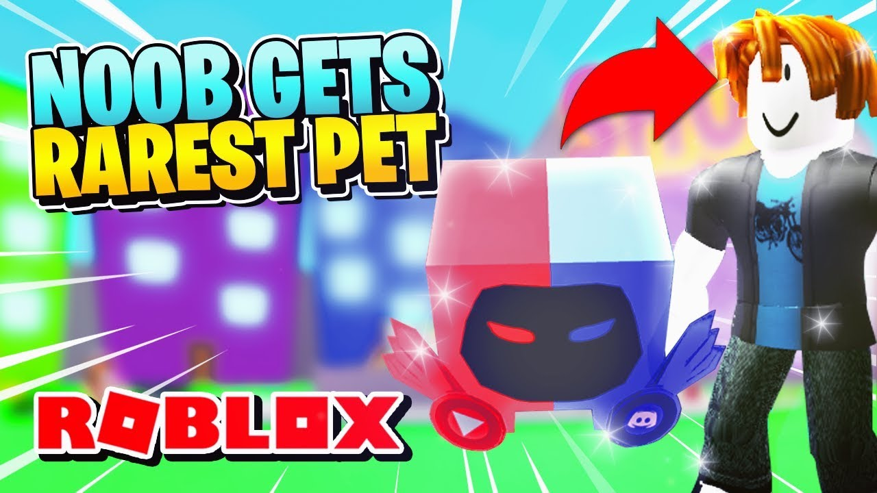 ROBLOX PET SIMULATOR [Codes]: GIVING BACONHAIR MY PARTNER DOMINUS PET!!