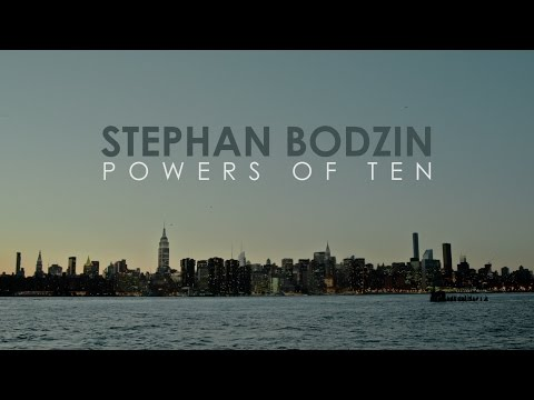 Stephan Bodzin - Powers of Ten - LIVE in Brooklyn, NYC