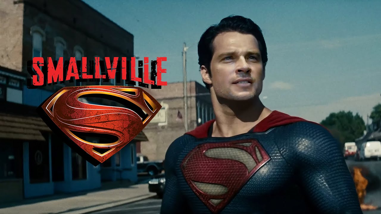 [DEEPFAKE] MAN OF STEEL Starring Tom Welling Part 2