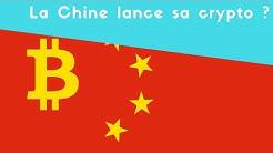 La première crypto monnaie étatique sera chinoise ? 🇨🇳