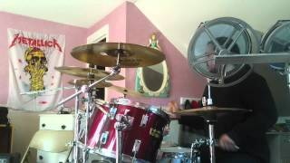 Vader - Decapitated Saints drums (HD)