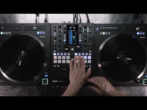 Rane Seventy-Two Feature Overview - Effects