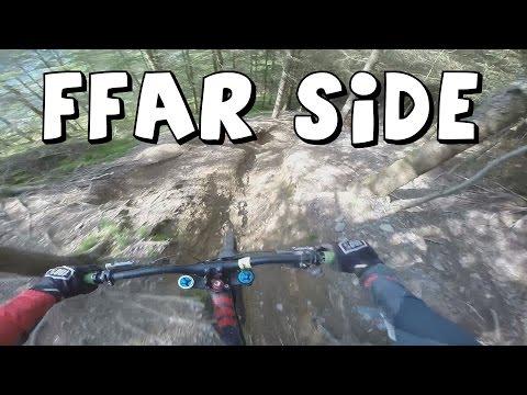 Revolution Bike Park Ffar Side - First Run