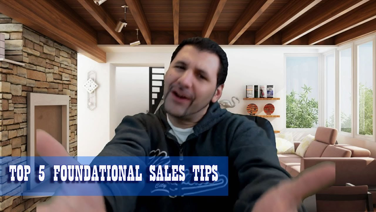 Top 5 Sales Techniques   High And Low Pressure Sales