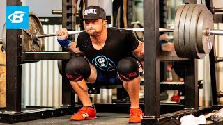 How To Squat: Layne Norton