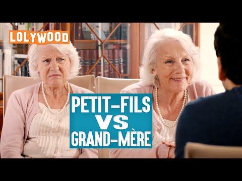 Petit-fils VS Grand-mère