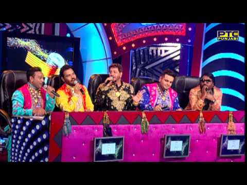 MASTER SALEEM singing TERE HUSAN DE MAARE | LIVE | Voice Of Punjab Season 7 | PTC Punjabi