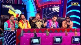 MASTER SALEEM singing TERE HUSAN DE MAARE   LIVE   Voice Of Punjab Season 7   PTC Punjabi
