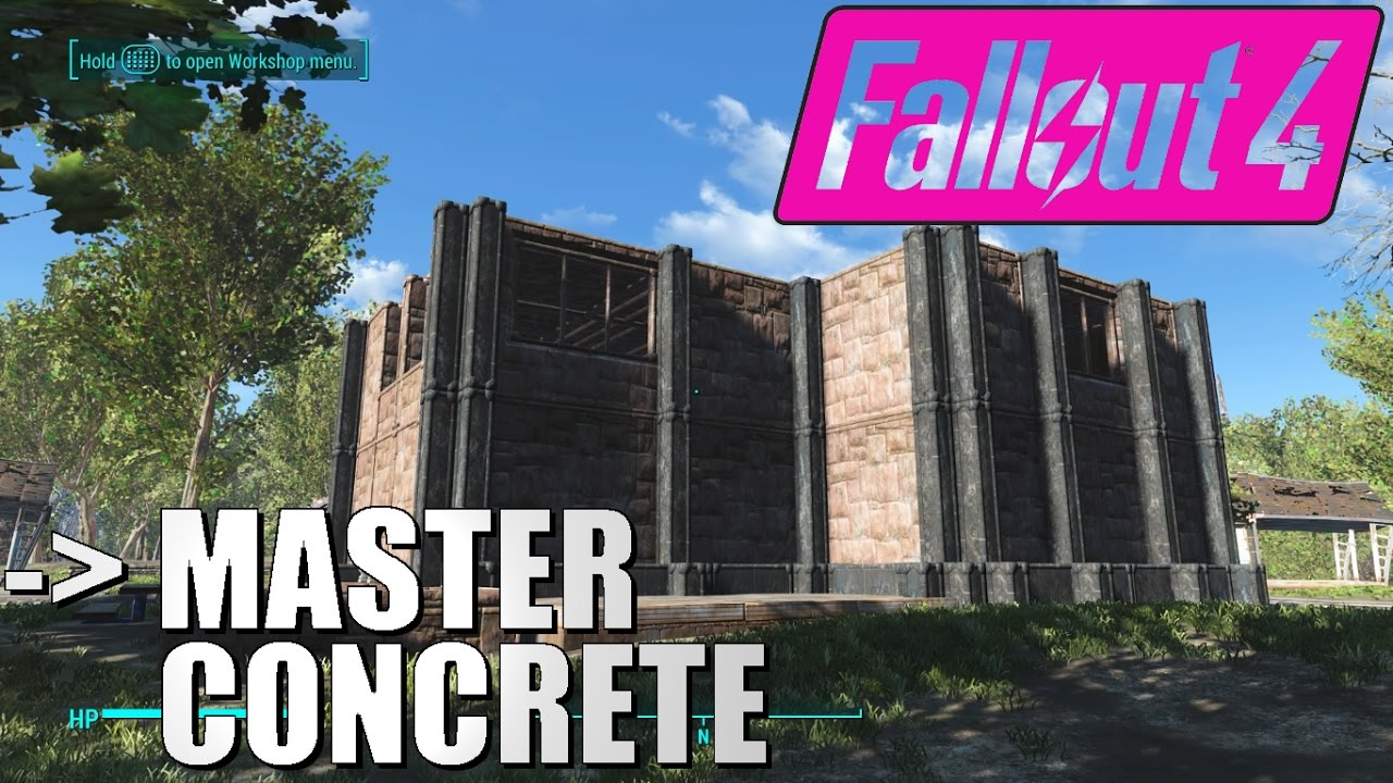 how to get in gnr building fallout 3