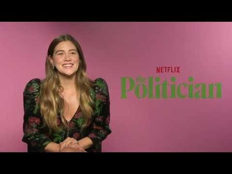 Interview with Netflix's The Politician Star Laura Dreyfuss