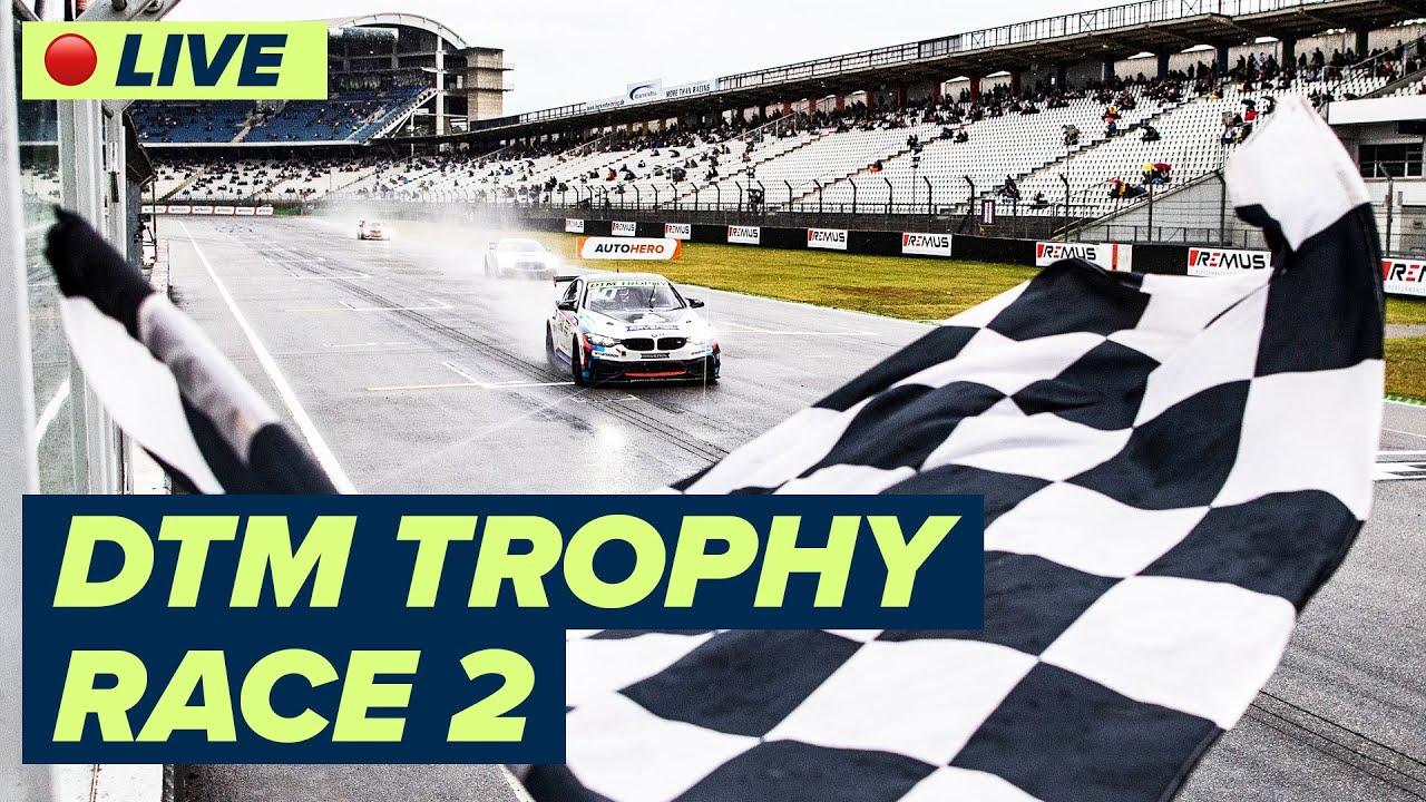 RE-LIVE DTM Trophy - Race 2 Norisring | 2021