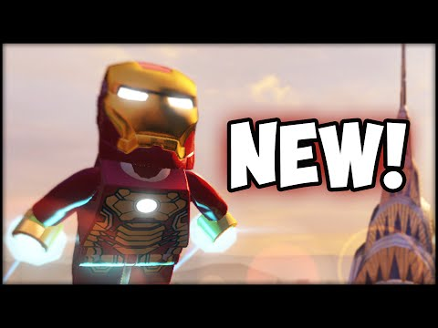 LEGO MARVEL AVENGERS - OPEN WORLD TRAILER ANALYSIS +News!