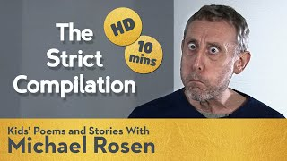 Download Mp3 Michael Rosen The Strict Compilation | Hd Remastered | Kids' Poems And Stori
