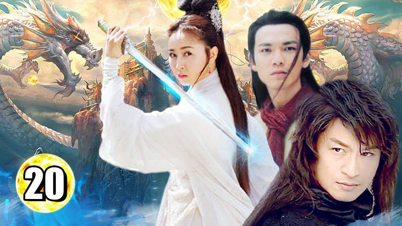 Rồng Thiêng Trỗi Dậy - Tập 20   Phim Bộ Kiếm Hiệp Trung Quốc Hay Nhất - Thuyết Minh