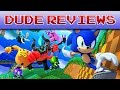 Sonic Lost World (Is Not Good) - Dude Reviews