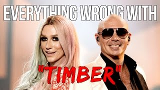 "Everything Wrong With Pitbull - ""Timber"""