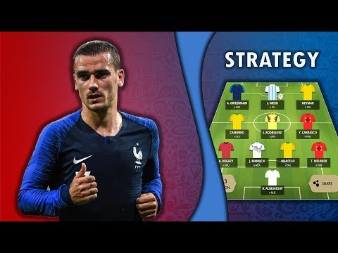 Strategy & Team Update   WORLD CUP TASY FOOTBALL 2018!