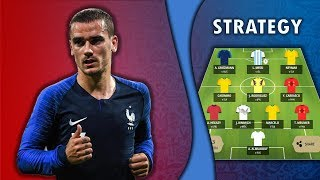 Strategy & Team Update  - WORLD CUP FANTASY FOOTBALL 2018!