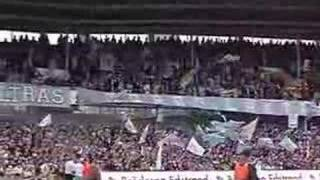 Malmöläktaren 2004 MFF - Elfsborg del 1