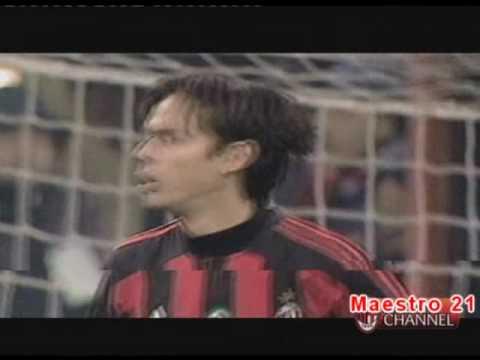 Highlights _ AC Milan [ 4-1 ] Deportivo La Coruna - 23/3/2004