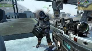 battlefield 2142 - northern strike gameplay offline