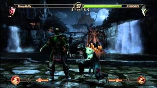 Mortal Kombat 9 | Ranked Matches #93 | BACK INTO THE GROOVE!