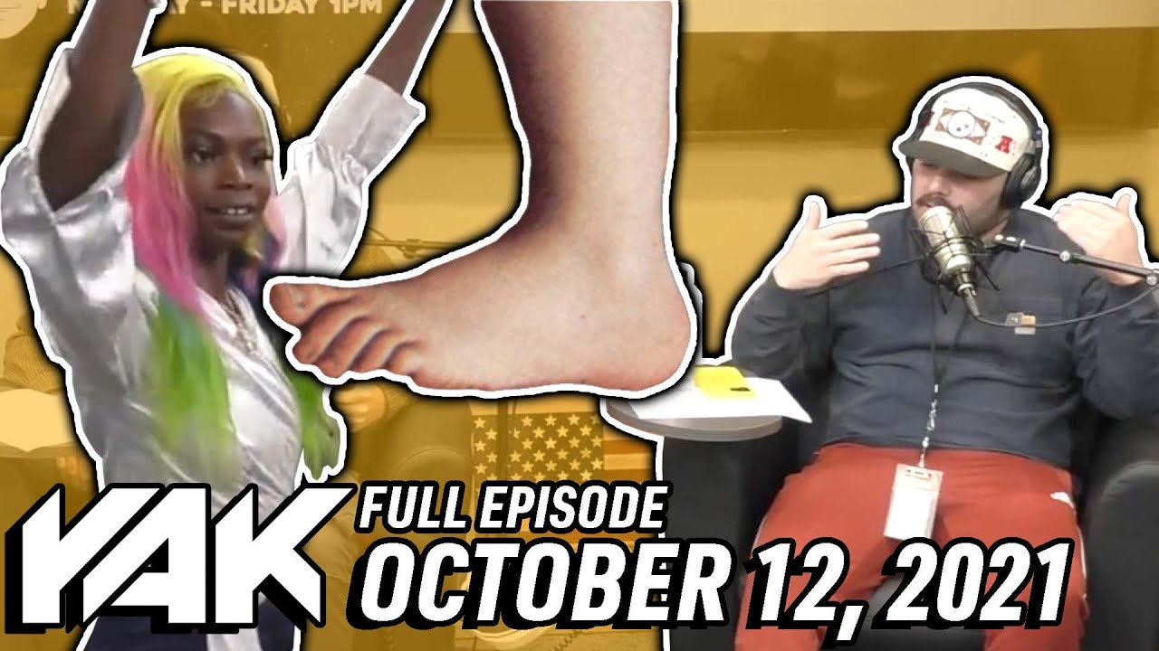 Download Jersey Jerry Officially Accepts Tiko Texas Into His Foot Fetish Competition | The Yak 10-12-21