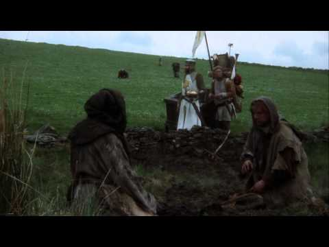 Monty Python - Constitutional Peasants Scene (HD)