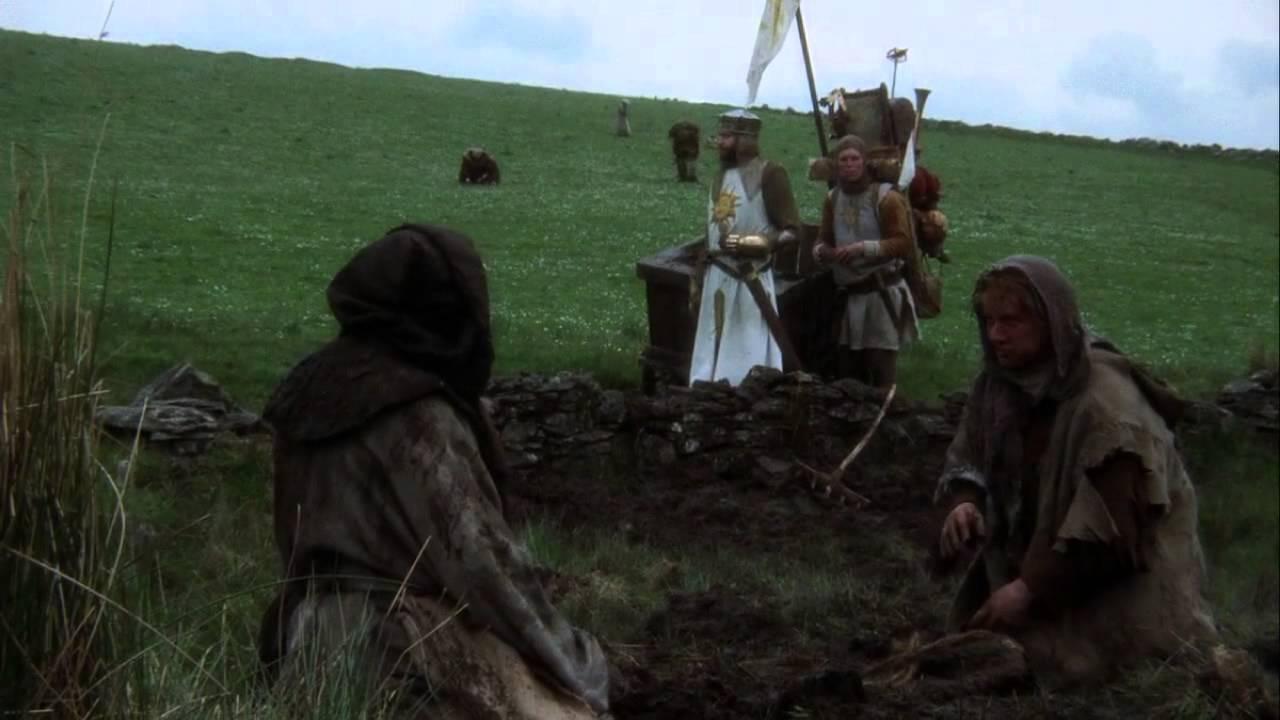Download Monty Python - Constitutional Peasants Scene (HD)