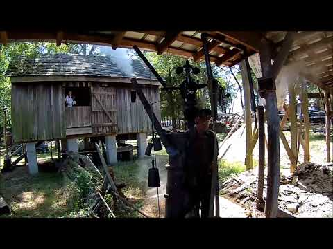 Sawmills and Gristmill - Old Fashion Farmers Day Siler City, NC - Sept 3, 2017