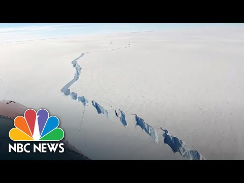 Huge-Iceberg-Breaks-Off-Antarctic-Ice-Shelf-NBC-News