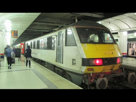 Abellio Greater Anglia (London to Norwich) - 16th August, 2015