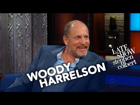 Thumbnail: Woody Harrelson Gets 'Han Solo' Details Squeezed Out Of Him
