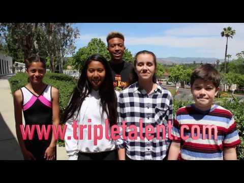 Triple Talent presents Disney's Lion King jr