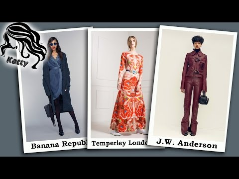 Модные цвета Осень-Зима 2015-2016. Модная подборка от Katty