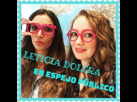 Leticia Dolera en Espejo Público