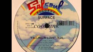 "Surface - Falling In Love (12"" Extended Mix)"