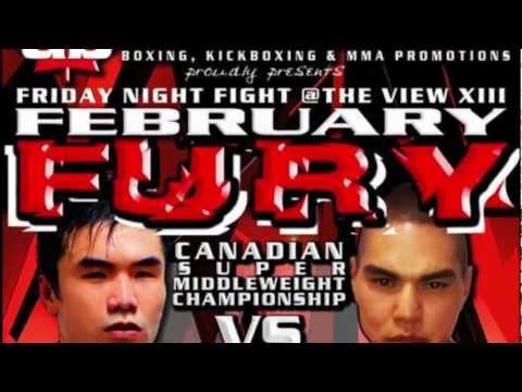 February Fury - MMA, Boxing, Muay Thai