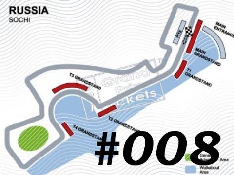 LP F1 2016 Experten Karriere #008 Sochi ,besser als erwartet