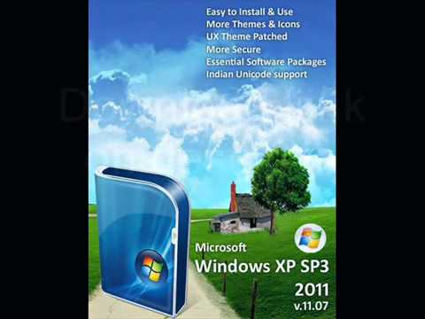 Windows xp sp3 with product key [free download] youtube.