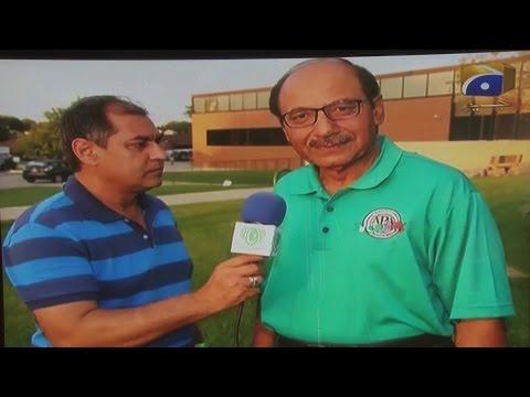 GEO TV Safeer e Pakistan  Chicago-Taste of Pakistan Bolingbrook -2016