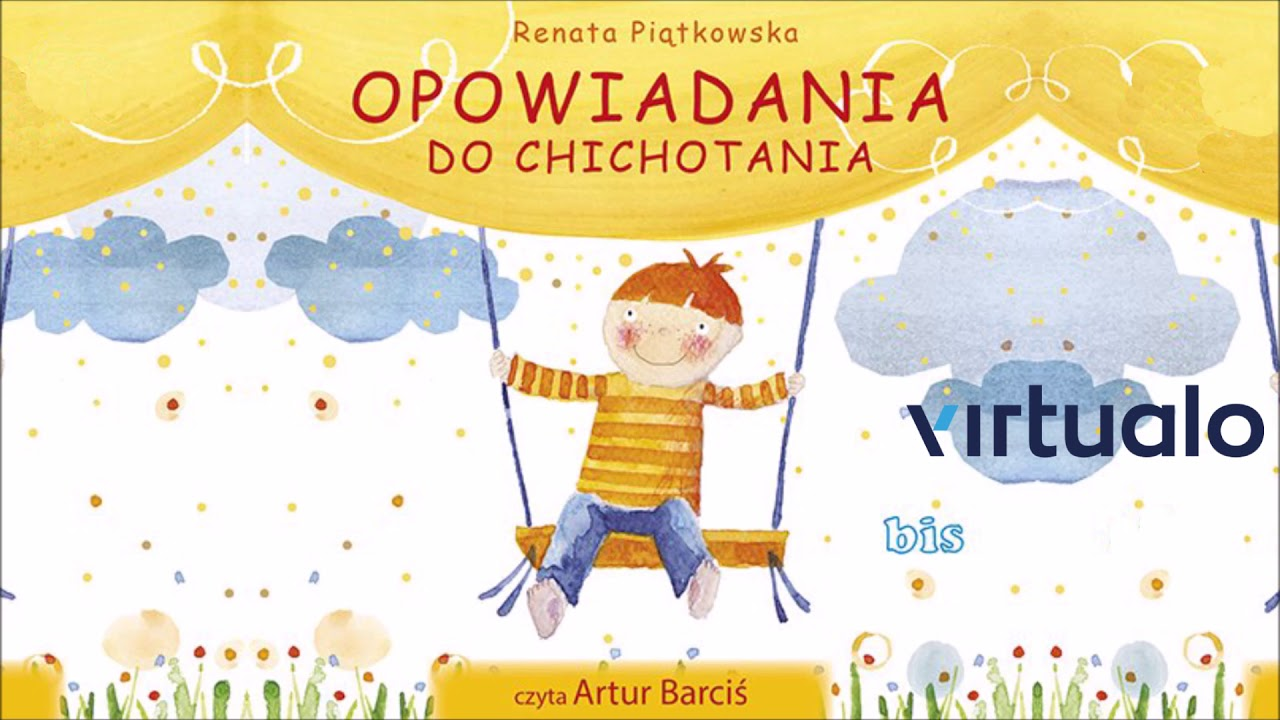 Renata Piątkowska Opowiadania Do Chichotania Audiobook Czyta Artur Barciś