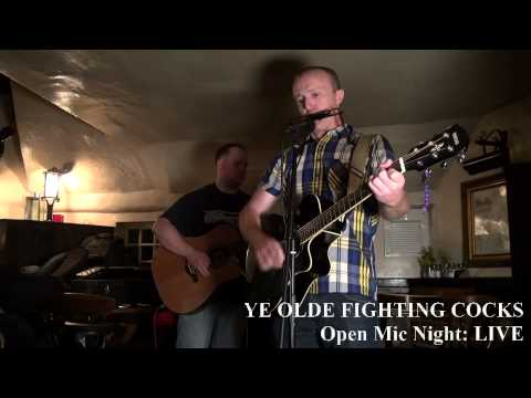 Ye Olde Fighting Cocks Open Mic Night 19.09.14