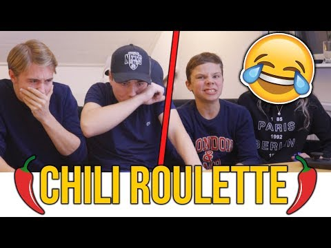CHILLI ROULETTE  ft.Roflax
