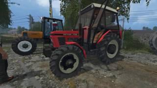 Farming Simulator 15 S17E13 Multiplayer - Jedziemy do  Sklepu po Ciągnik!