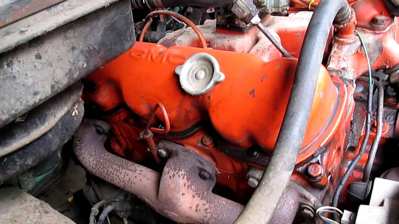 1965 Gmc 305 V6