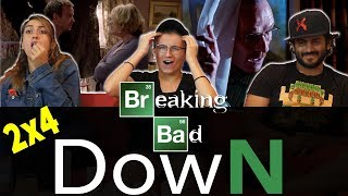 Breaking Bad - 2x4 Down - Group Reaction!